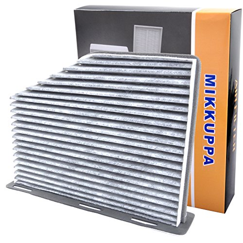 MIKKUPPA KT006 CUK2939 Cabin Filter Replacement for Audi/Volkswagen includes Activated Carbon