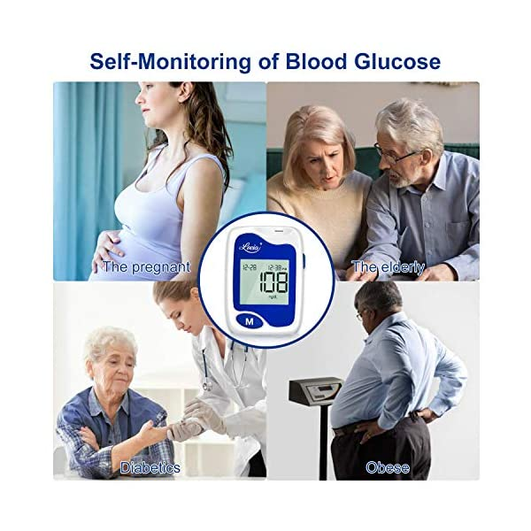 buy  Glucose Monitor – Lovia Diabetes Testing ... Blood Glucose Monitors
