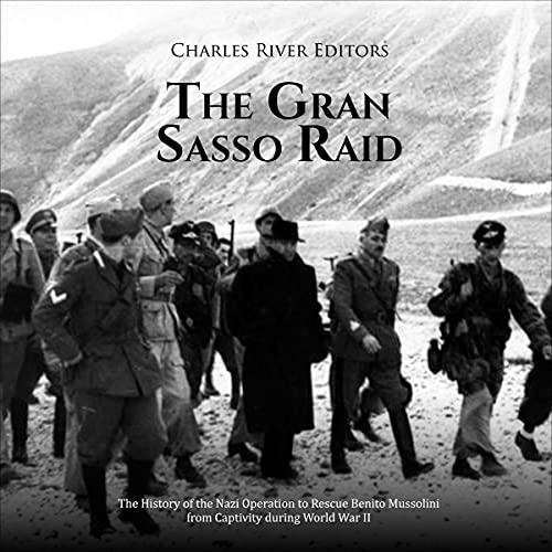 The Gran Sasso Raid cover art