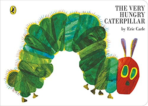 The very hungry caterpillar (Inglese): Eric Carle