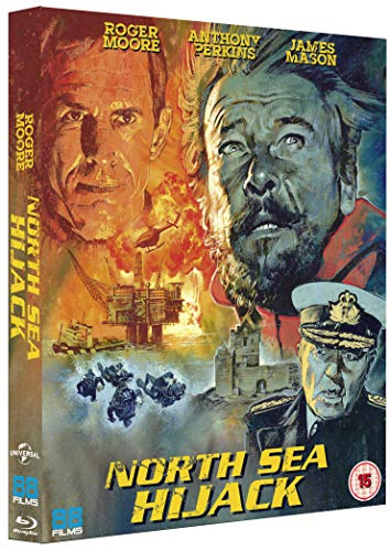North Sea Hijack [Blu-ray] [2019]