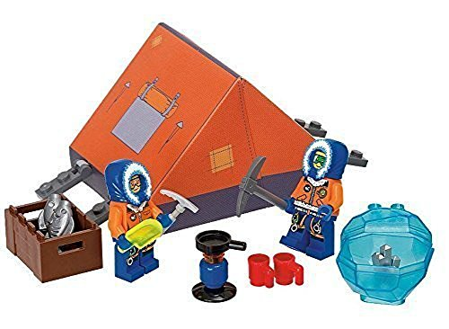 Lego City Arctic Polar Accessory Set with Fabric Tent 850932 by LEGO