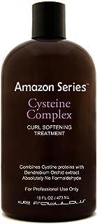 de Fabulous Amazon Series Cysteine complex curl softening Treatment 16FL OZ 473ML