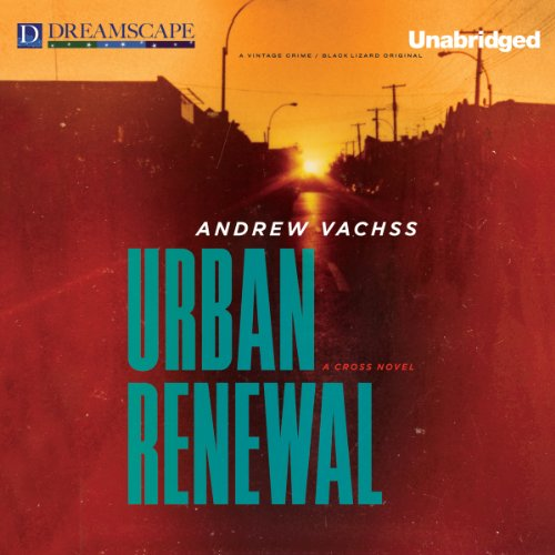 Urban Renewal audiobook cover art