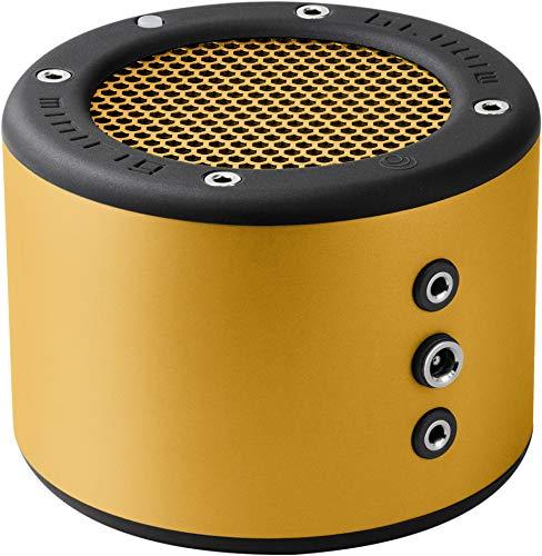 MINIRIG 3 Altavoz Bluetooth Recargable portátil - Batería de 100 Horas - Sonido Hi-Fi Alto - Oro