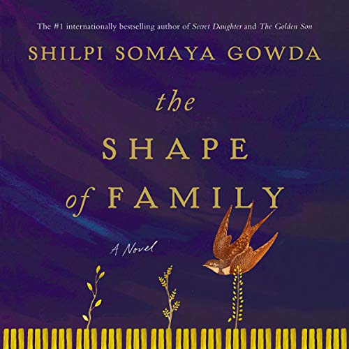 Page de couverture de The Shape of Family