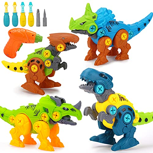 Dinosaur Toys for Boys Age 5 6 7, Boys Toy Age 3 4 5 Birthday Gifts for 3-5...