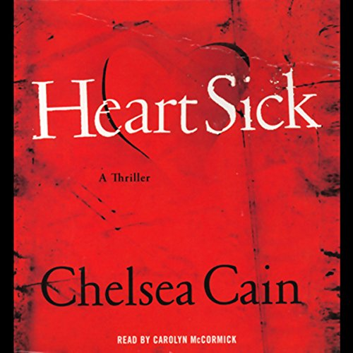 Heartsick audiobook cover art