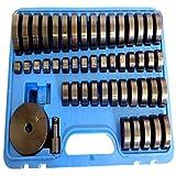 Mekanik 51pc Bearing Bushing Seal Driver Bush Bearing Press Tool Kit