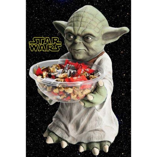 Star Wars Yoda Süssigkeiten-Halter - Candy Bowl Holder