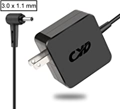 QYD 65W Power Adapter Replacement for Laptop Charger Acer Chromebook 11 13 14 15 R11 CB3-131-C3SZ C720-2103 CB5-571-C1DZ CB3-111-C670 CB5-132T-C1LK C730E-C4BA Aspire V3-371 V3-372T Power Supply Cord