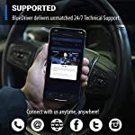 Bluedriver bluetooth pro obdii scan tool for iphone & android 12 read and clear your check engine light and all other vehicle systems. Get your unlimited free vehicle specific repair reports, generated from our database of millions of fixes verified by professional automotive technicians as easy to use as a code reader with all the capabilities of an expensive handheld scan tool, plus the benefits of your smartphone or tablet (free app updates, portability, saving data, interactive graphing of live data) officially licensed and certified for apple and android devices