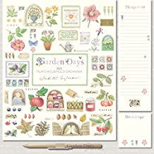 Garden Days 2015 Mum's Household Calendar & Organizer