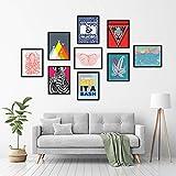 Music Festival Concert Woodstock Ny Peace Dove Love Legend Art Print Framed Poster Wall Decor 12X16 Inch Musik Konzert Holz Frieden Liebe Legende Wand Deko - 2