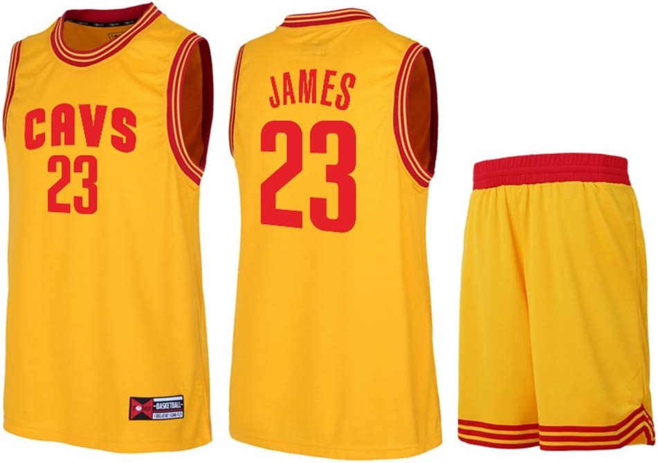 HS-wtyu04 NBA Cleveland Cavaliers # 23 Lebron James ...