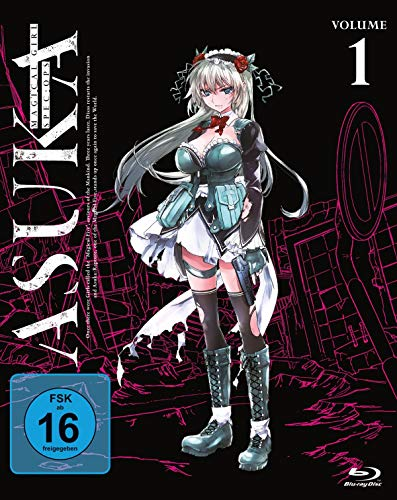 Magical Girl Spec-Ops Asuka - Vol.1 [Blu-ray]