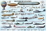 Educational - Bildung Geschichte der Flugzeuge - History of