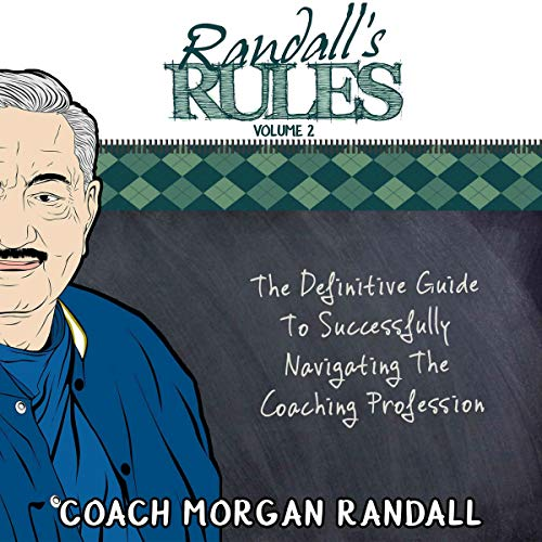 Randall's Rules, Volume Two cover art