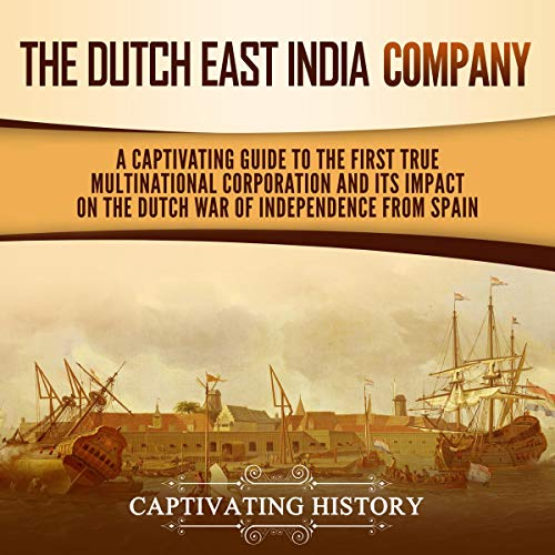 The Dutch East India Company cover art
