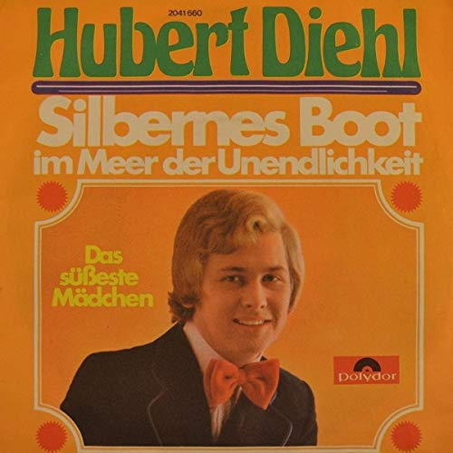 Hubert Diehl: Silbernes Boot Im Meer Der Unendlichkeit [Vinyl]