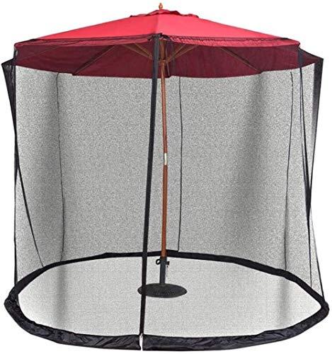 LYYJIAJU Outdoor Mosquito Net Tent Parasol Mosquito Cover Netting Outdoor Garden Umbrella Tableols for Indoor and Outdoor, Camping (Color : 300 * 230cm)