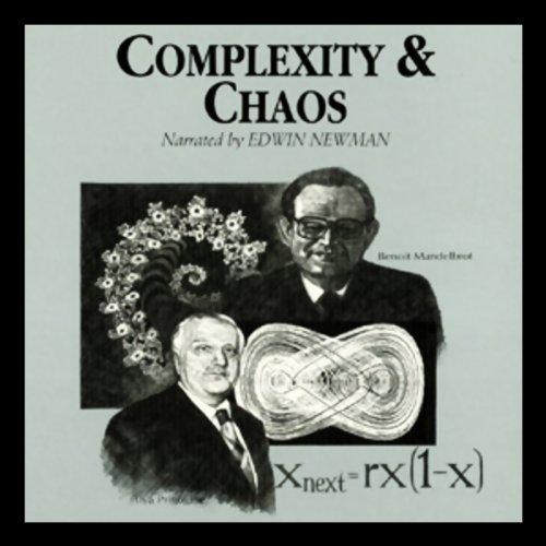 Complexity and Chaos copertina