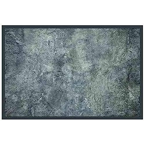 Coryl Illusions Tapis, Fibres 100% Polyamide, Gris,60 x 90 cm