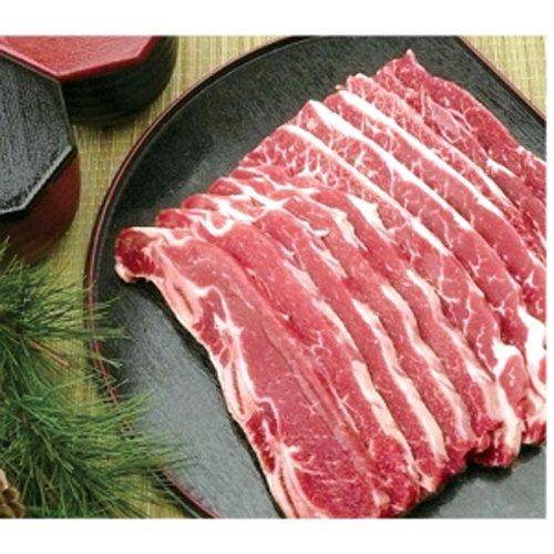 牛骨付きLAカルビ(アメリカ産)1kg 【冷凍】