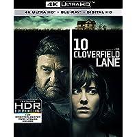 10 Cloverfield Lane (4K UHD + Blu-ray + Digital)
