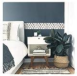 setecientosgramos Cenefa Decorativa Auto-Adhesiva | Decoración de Pared | Hogar-Cocina-Baño-Dormitorio | 5 m x 15 cm | Otoño