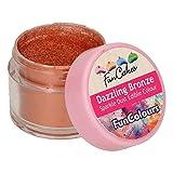 Purpurina Comestible para Repostería de Color Bronce 3,5 gramos