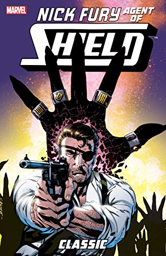 Nick Fury, Agent of S.H.I.E.L.D. Classic Vol. 3 (Nick Fury, Agent of S.H.I.E.L.D. (1989-1992)) (English Edition)