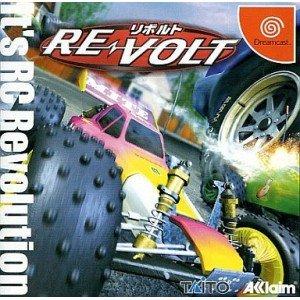 Re-Volt [Japanische Importspiele]