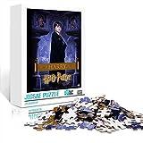 Relax Jigsaw Puzzle Harry Potter y la piedra filosofal: Harry Potter Puzzles para adultos, 300 piezas, 15 x 10 pulgadas, juego de rompecabezas desafiante para adultos, piezas de rompecabezas de regalo