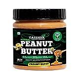 High Protein High Fiber Zero Cholestrol Honey Peanut Butter Good Fats