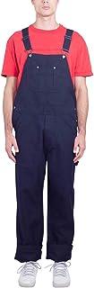 Tribe - Pantalón de chándal de algodón para Hombre, Color Azul