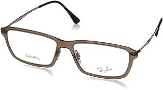 Ray-Ban Eyeglasses RX7038 5457 Light Matte Brown 55 16 135