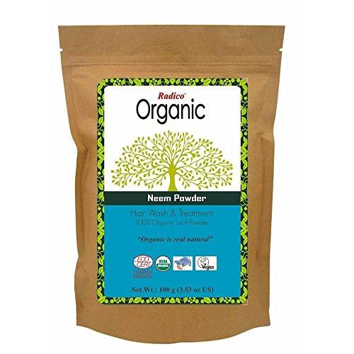Radico Neem-bladpoeder 100 g (bio, vegan)