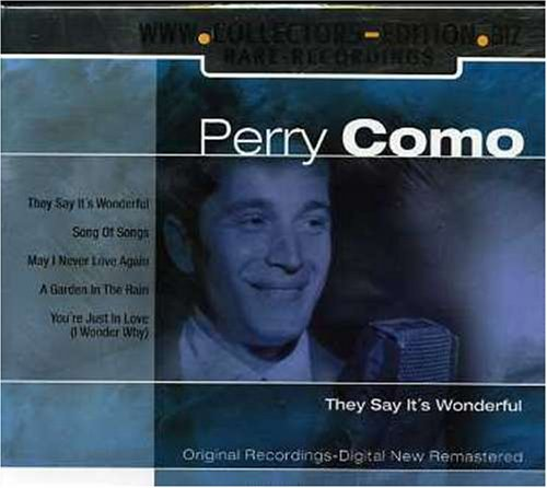 Collectors Edition-Perry Como [Import]