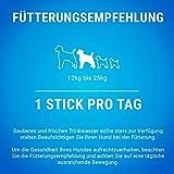 Purina DentaLife Medium Tägliche Zahnpflege-Snacks für mittelgroße Hunde, 5er Pack (5 x 115 g) - 5