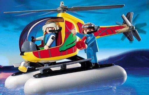PLAYMOBIL® 3220 - Luftkissenhelikopter