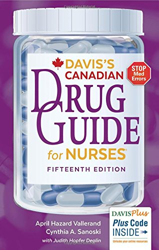 Davis's Drug Guide for Nursesの詳細を見る