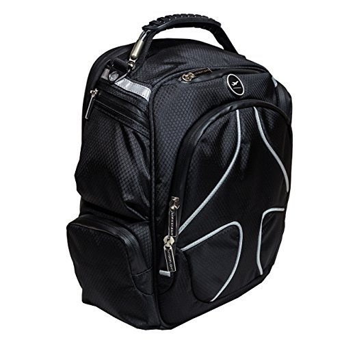 MYGOFLIGHT PLC Sport iPad and Laptop Water Resistant Ballistic Nylon Aviation Flight and Travel Bag