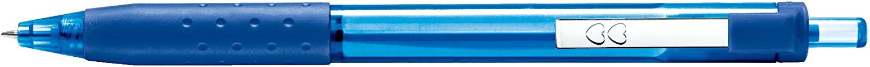 New Version 1951258 InkJoy 300RT Retractable Ballpoint Pens Medium Point Red Box of 12