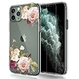 BSLVWG Clear Case for iPhone 11 Pro with Screen
