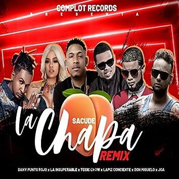Sacude la Chapa (Remix) [feat. Lapiz Conciente, La Insuperable, Joa, Don Miguelo & Dany Punto Rojo]