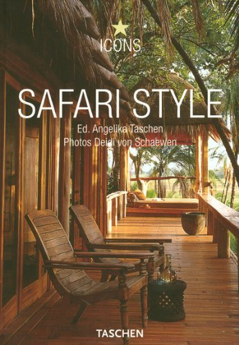 Safari Style (Icons) by Christiane Reiter (2004-10-01)