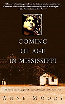 Paperback Coming of Age in Mississippi Book