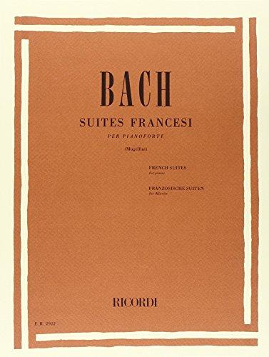 Piano Suites Francesi