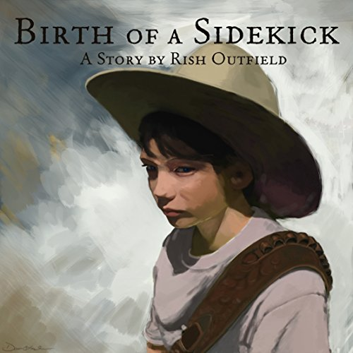 Birth of a Sidekick audiobook cover art